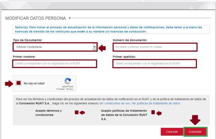FIGURA 3. Sección Portal Ciudadano