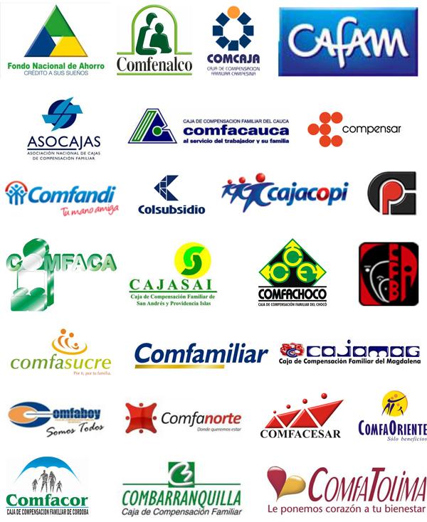 cajas de compensación en colombia